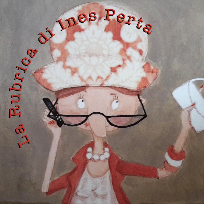 La Rubrica di Ines Perta, logo
