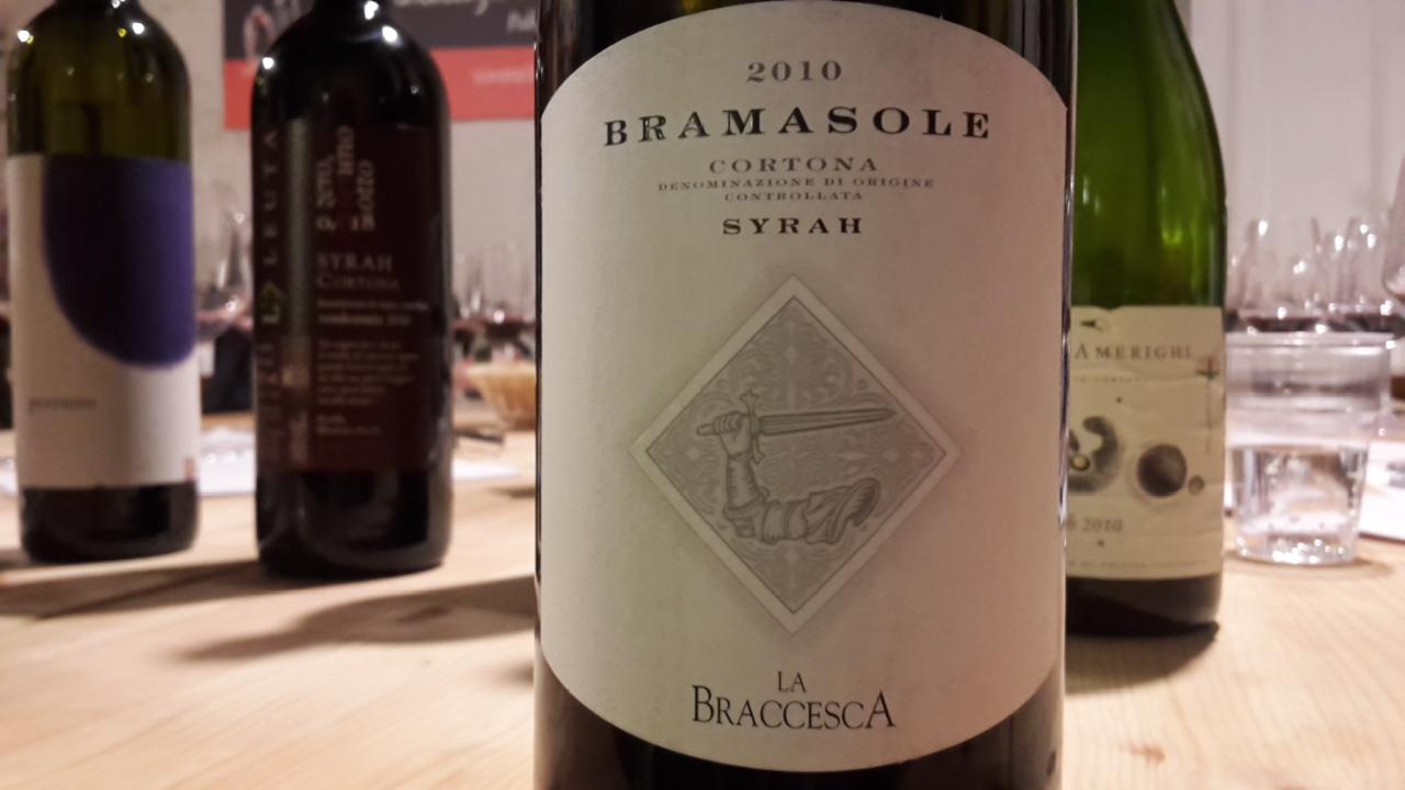 Bramasole 2010, Tenuta La Braccesca