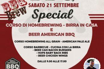 Corso Homebrewing & American Beer BBQ