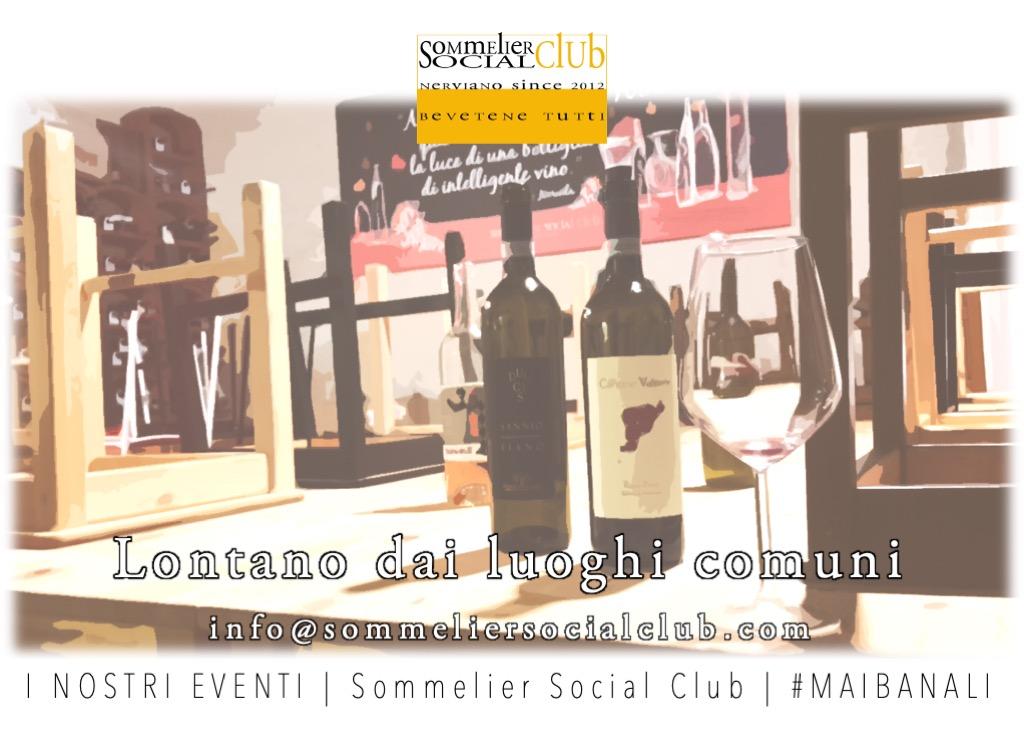 Eventi, Sommelier Social Club