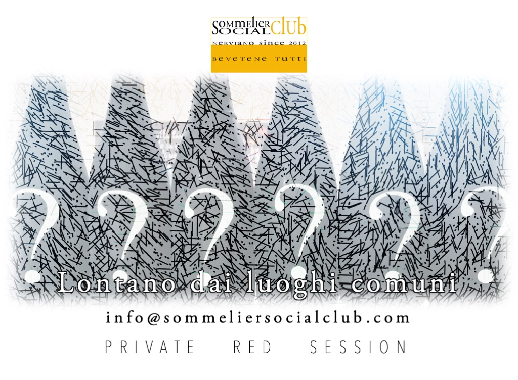 Private Red Session, Sommelier Social Club