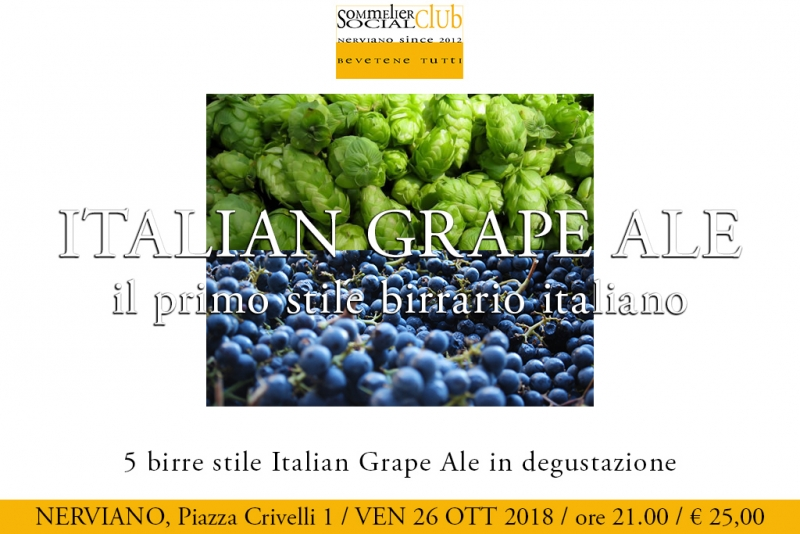 20181026_Italian Grape Ale